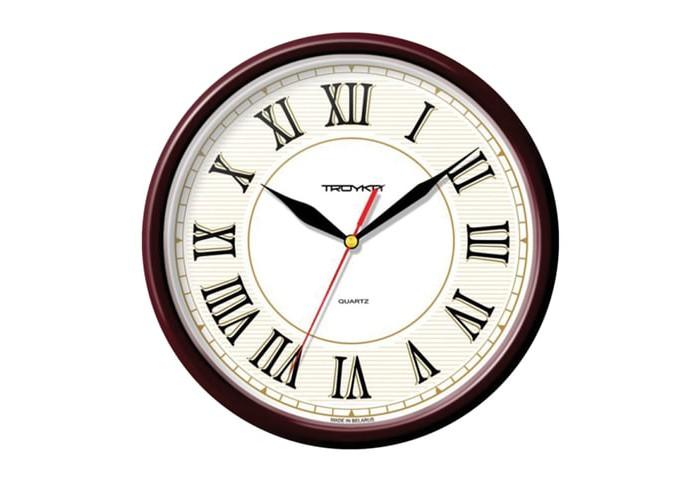 Часы Troyka настенные 91931915 цена 2017
