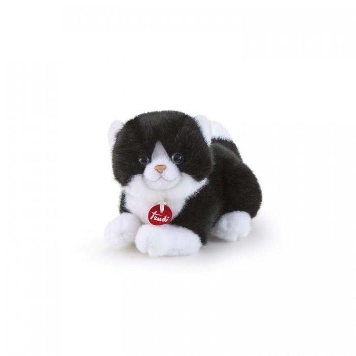 Картинка для Мягкая игрушка Trudi Кошечка делюкс 10х9х15 см