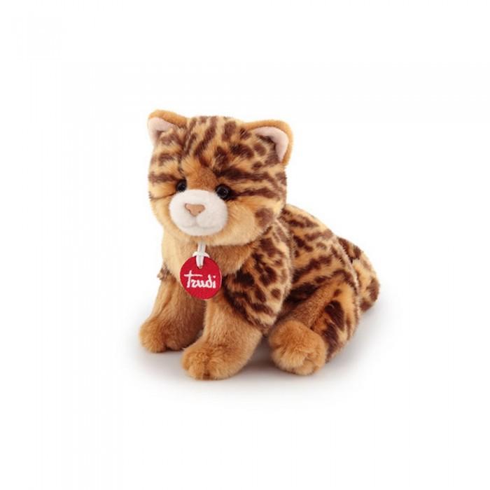Картинка для Мягкая игрушка Trudi Котёнок Брэд 16x20x24 см