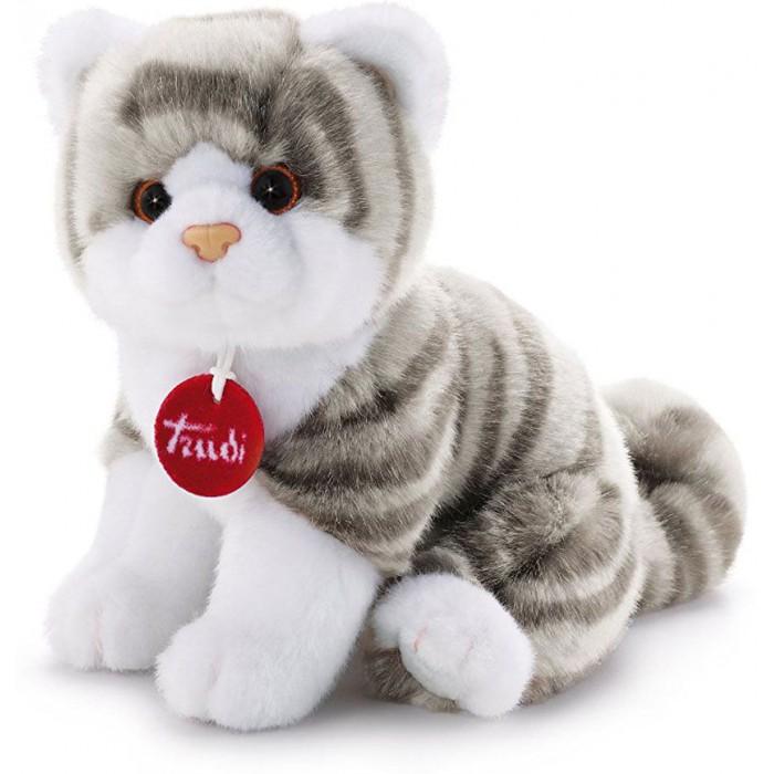 Купить Мягкие игрушки, Мягкая игрушка Trudi Котёнок Брэд 24 см