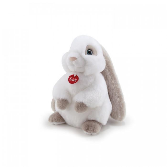 Купить Мягкие игрушки, Мягкая игрушка Trudi Кролик Клемент 27 см