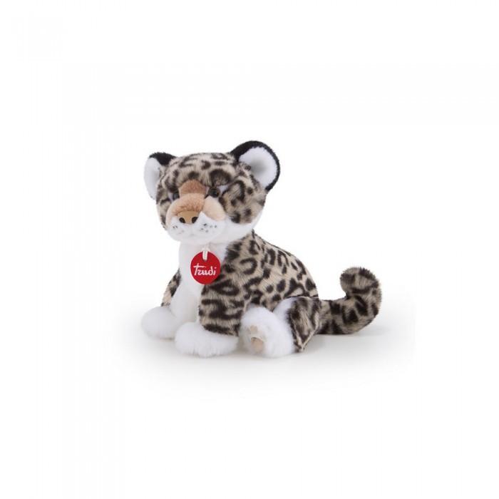 Купить Мягкие игрушки, Мягкая игрушка Trudi Леопард Леопольдо 19x21x24 см