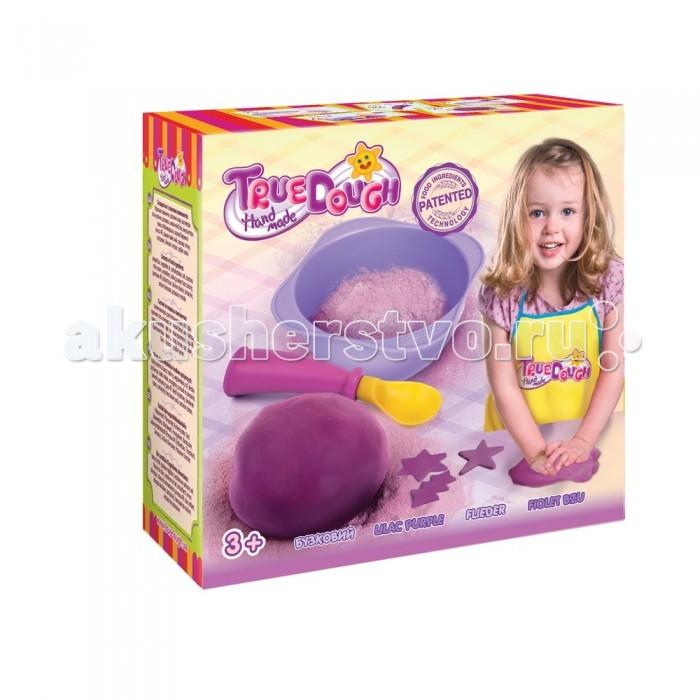 Всё для лепки True Dough Тесто для лепки набор для лепки фантазер глина голубая 217011