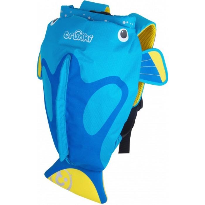 Сумки для детей Trunki Рюкзак для бассейна и пляжа Коралловая рыбка 0173-GB01 недорого