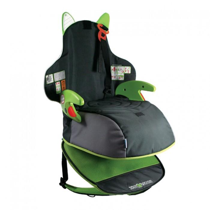 Детские автокресла , Группа 3 (от 22 до 36 кг  бустер) Trunki BosstApak рюкзак арт: 42913 -  Группа 3 (от 22 до 36 кг - бустер)