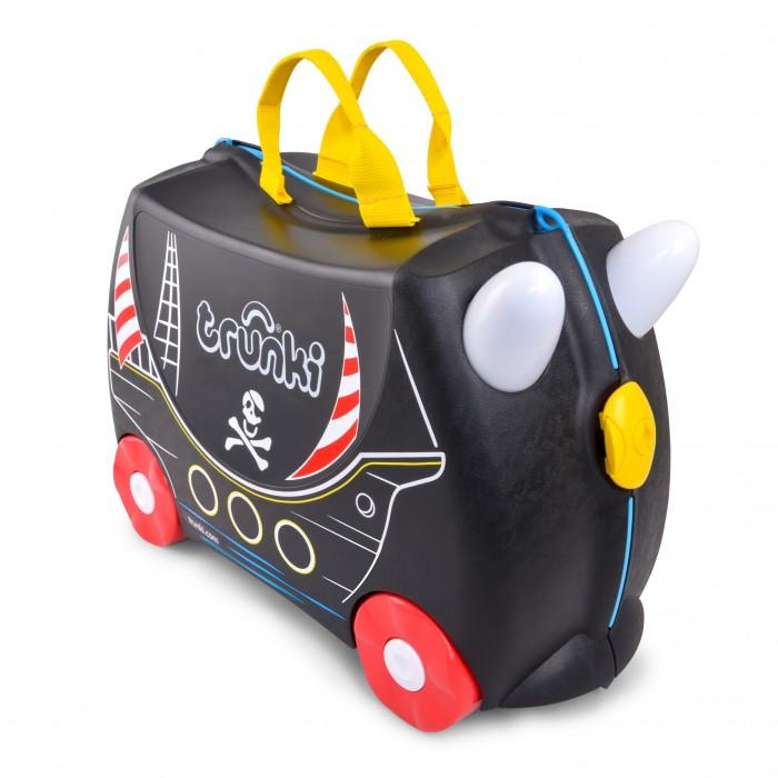 Летние товары , Детские чемоданы Trunki Чемодан на колесиках арт: 300442 -  Детские чемоданы