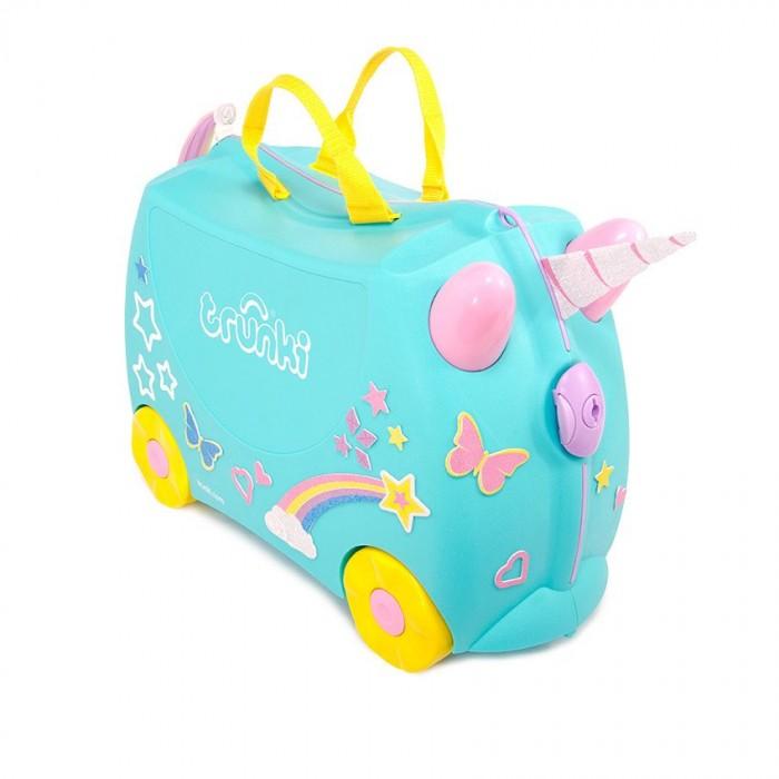 Детские чемоданы Trunki Детский чемодан на колесиках, Детские чемоданы - артикул:300442