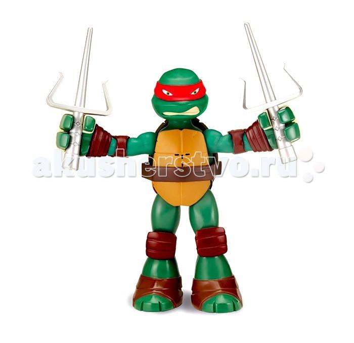 Игровые фигурки Turtles Черепашки-ниндзя с растягивающимися руками игровые наборы turtles мотодельтаплан черепашки ниндзя без фигурки