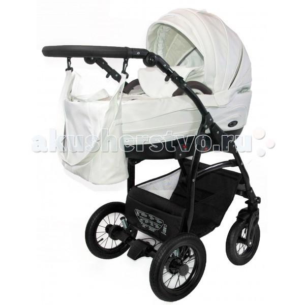 Коляска Tutic Cayenne Ecco 2 в 1Cayenne Ecco 2 в 1Коляска Tutiс Cayenne Ecco 2 в 1 идеальна для прогулок как в городских условиях так и по пересеченной местности.  Модель выполнена из самых качественных материалов, безопасных для здоровья малышей. Элегантная, стильная, функциональная  - бережно позаботится о комфорте Вашей крохе.   Эта коляска создана для родителей которые ценят качество и привыкли быть в центре внимания. Эксклюзивные расцветки, качественная эко-кожа, никого не оставят равнодушным!  Шасси: Облегченная алюминиевая рама Регулируемая по высоте ручка Мягкая амортизация  Люлька: Большой бесшумный регулируемый капюшон Просторная люлька Жесткое дно Регулируемый подголовник Съемный матрасик Смотровое окошко в капюшоне Хлопковая обивка стирается при 30 градусах  Прогулочный блок: Установка возможна по ходу движения или против него Съемный защитный поручень-бампер Регулируемая подножка 5-точечные ремни безопасности Зимний чехол на ножки Регулируемая спинка (до горизонтального положения)<br>