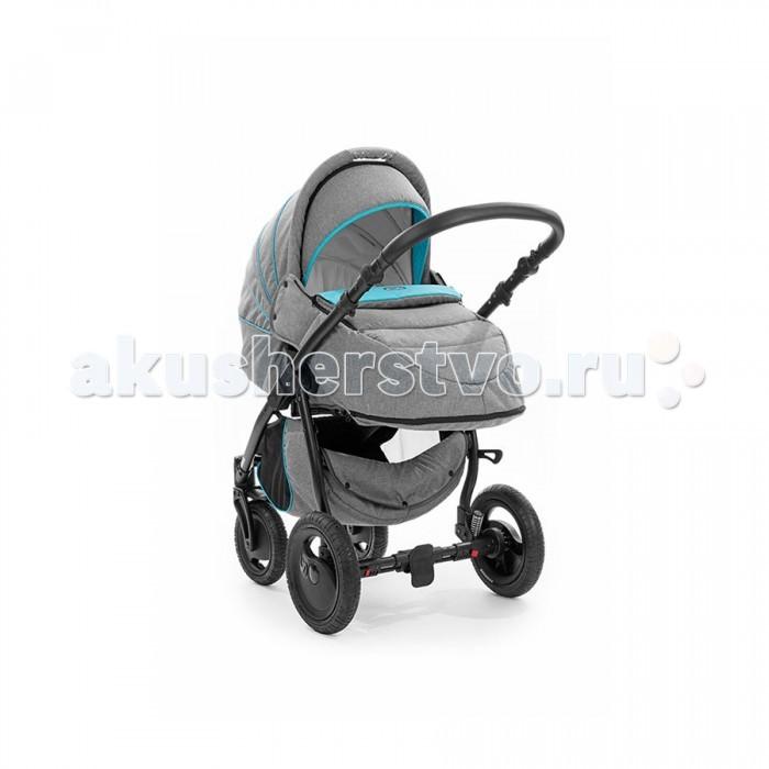 Коляска Tutis Smart 2 в 1Smart 2 в 1Детская коляска Tutis Smart 2 в 1  Главная особенность модели — вставка по типу люльки уже находится в прогулочном блоке. Она не имеет ручек, легче обычных люлек и вынимается проще, что обеспечивает мобильность родителей.   Особенности: Универсальная коляска 2 в 1 Просторное сидение за счет особенности конструкции прогулочного блока Максимальный возраст ребенка: 3 года Максимальный вес ребенка: 15 кг.  Шасси: Легкая и прочная алюминиевая рама Складывается в считанные секунды В сложенном виде коляска очень компактна и занимает мало места Ручка с накладкой «под кожу» Высота ручек регулируется Механизм складывания — книжка Стояночный тормоз.  Прогулочный блок: Складывается вместе с шасси Можно установить как по ходу, так и против движения коляски 5-ти точечные ремни безопасности 3 угла наклона спинки: лежа, сидя и промежуточное положение Внутренний съемный матрасик создан из 100% хлопка Накидка на ножки с высокими бортиками Большой капюшон с открывающимся окошком Подножка регулируется по высоте Дополнительный козырек, который можно удлинить за счет силиконовой вставки, если отстегнуть молнию.  Колеса: Колеса надувные съемные Передние поворотные колеса делают коляску маневренной Передние колеса оснащены фиксатором Гибкая подвеска колес поглощает толчки, которые возникают при движении по неровной дороге.  Внутренние размеры прогулочного блока: 95 х 39 см Внутренние размеры люльки-вставки: 79 &#215; 35 см Размеры сложенной коляски: 89 х 60 х 38 см Вес прогулочного блока: 4.8 кг Вес шасси (с колесами): 8.9 кг.  Комплектация: Шасси Прогулочный блок Вставка по типу люльки Теплый чехол к прогулочному блоку Инструкция Дождевик Москитная сетка Сумка для мамы.<br>