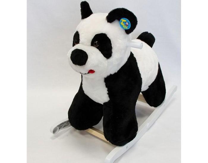 Купить Качалки-игрушки, Качалка Тутси мягкая Панда
