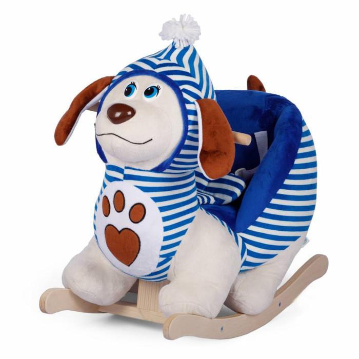 Качалки-игрушки Тутси Щенок в пижаме Полоска