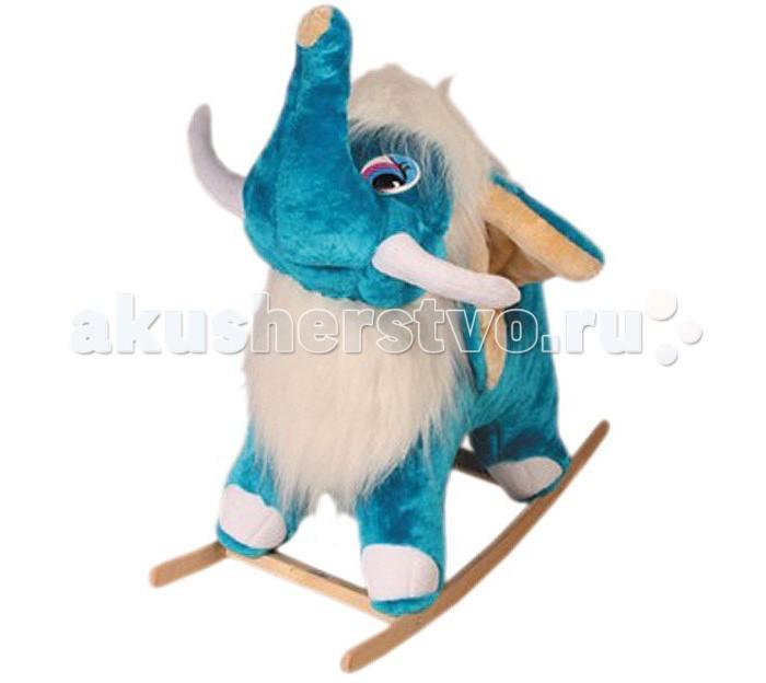Качалки-игрушки Тутси мягкая Мамонт