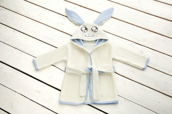 Детская одежда , Халаты TwinklBaby Fun Dry Зайки арт: 393504 -  Халаты