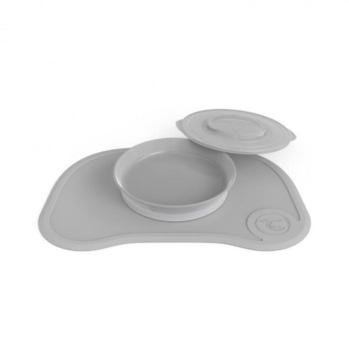 Картинка для Twistshake Коврик Click Mat с тарелкой с 6 мес.