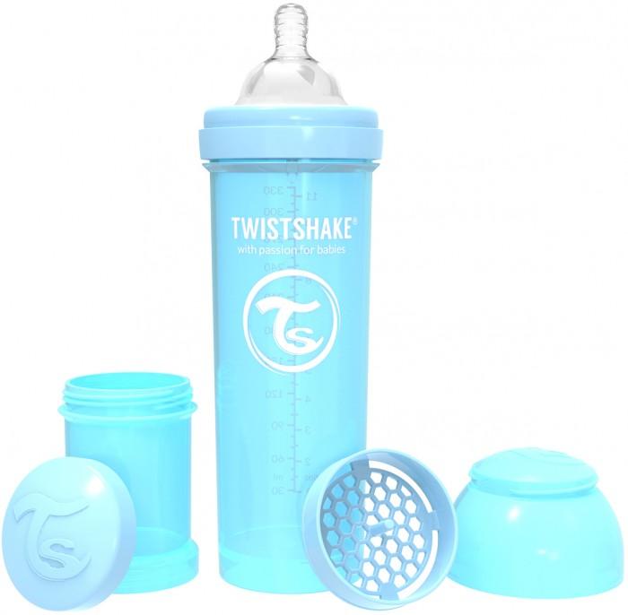 Купить Бутылочки, Бутылочка Twistshake с контейнером 330 мл