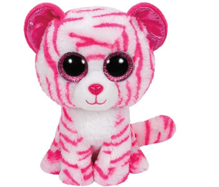 Купить Мягкие игрушки, Мягкая игрушка TY Азия тигр 15 см