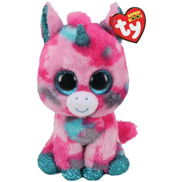 Купить Мягкие игрушки, Мягкая игрушка TY Единорог 15 см 36313