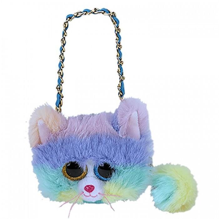 Сумки для детей TY Мини-сумочка Хесер кошка