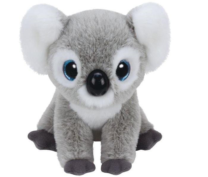 Купить Мягкие игрушки, Мягкая игрушка TY Куку коала 15 см