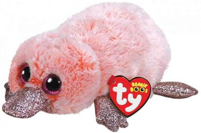 Купить Мягкие игрушки, Мягкая игрушка TY Вилма утконос 15 см