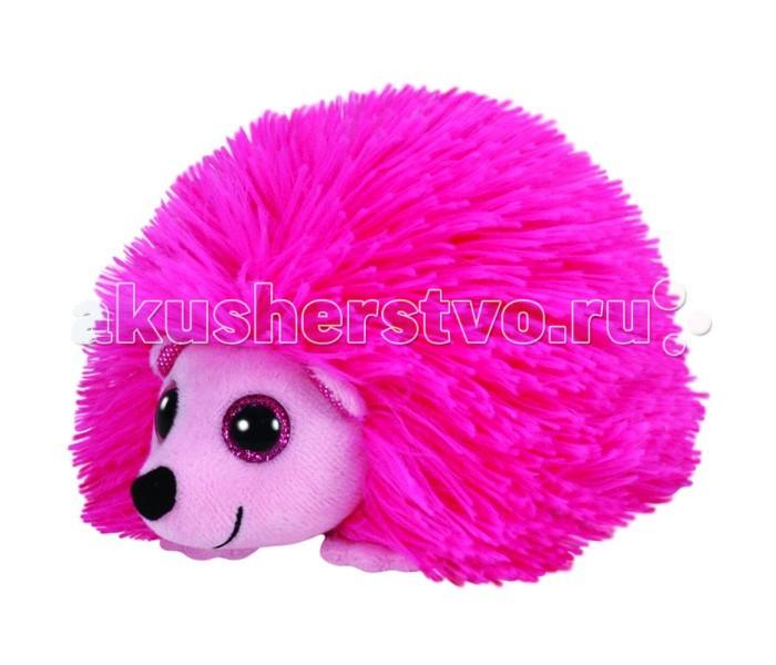 Мягкие игрушки TY Beanie Babies Ежик Lilly 15 см ty frizzy домовёнок tang 15 см 37138