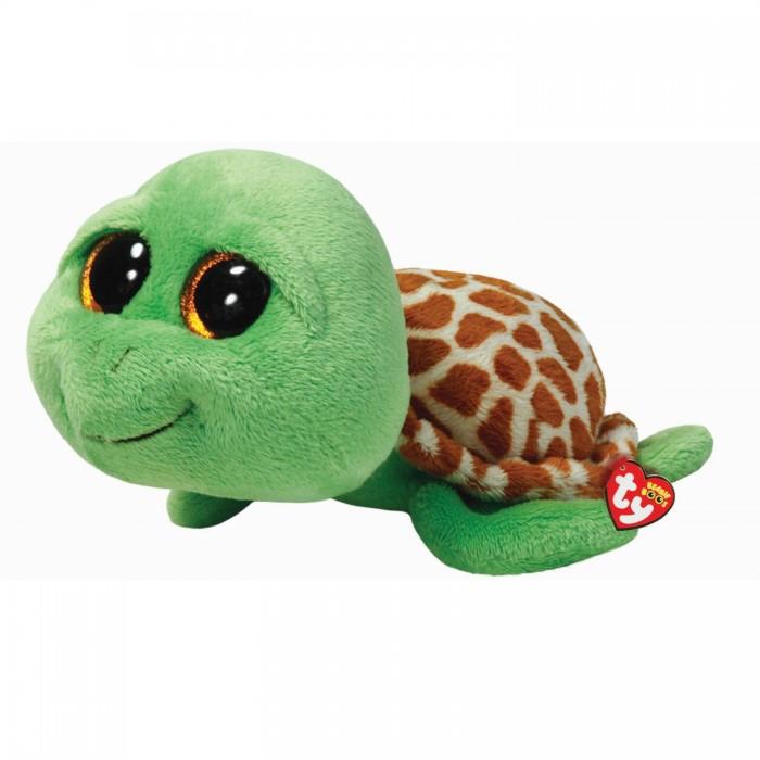 Мягкие игрушки TY Beanie Boos Черепашка Shellby