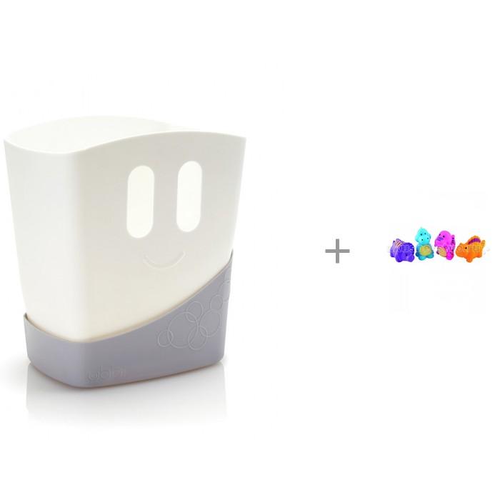 Ubbi Корзина для игрушек для ванны и Игрушка в ванну Canpol Динозаврики 2/995 от Ubbi