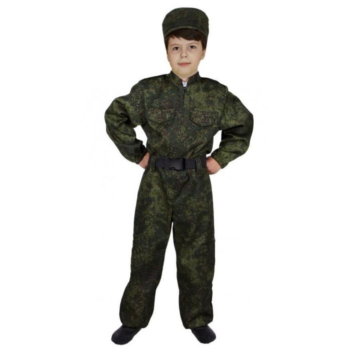 Учитель Карнавальный костюм военного