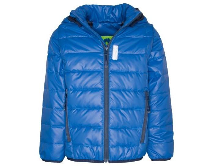 Верхняя одежда Uki kids Куртка-жилет утепленная для мальчика Одно из двух куртка утепленная bazioni bazioni mp002xm0qszm