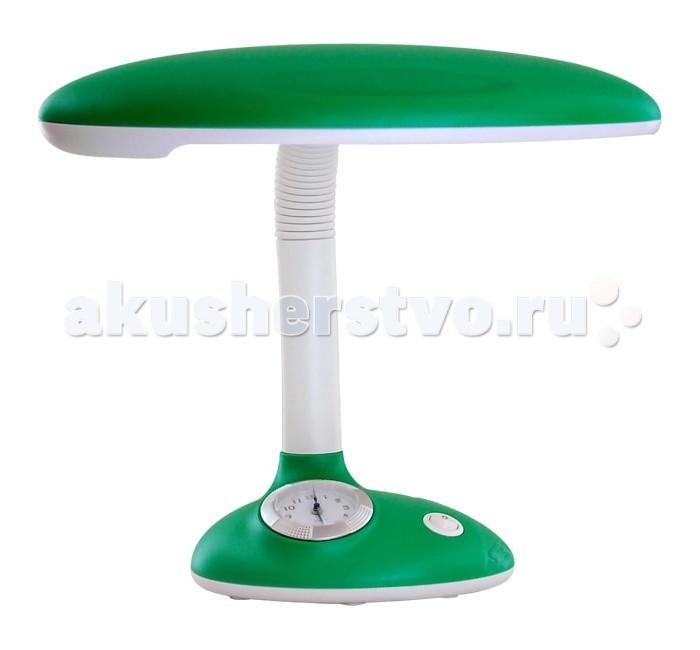 настольный светильник ультра лайт kt422a бурёнка Светильники Ультра Лайт Часы 11 Вт настольный