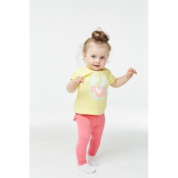 Футболки и топы Умка Футболка для девочки 406-008-11811 рубашки футболки для детей