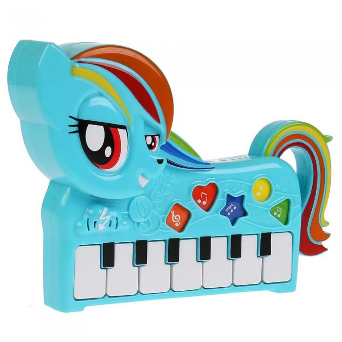 Купить Музыкальные инструменты, Музыкальный инструмент Умка Интерактивное пианино My little Pony