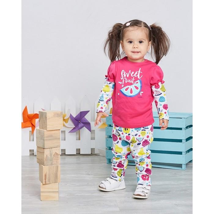 Комплекты детской одежды Умка Комплект 2 предмета Фрукты AZ-482 комплекты эротик pink lipstick комплект 2 предмета