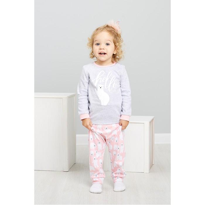 Комплекты детской одежды Умка Комплект для девочки (Кофточка и ползунки) 402-003-11701 кофточка apart кофточка