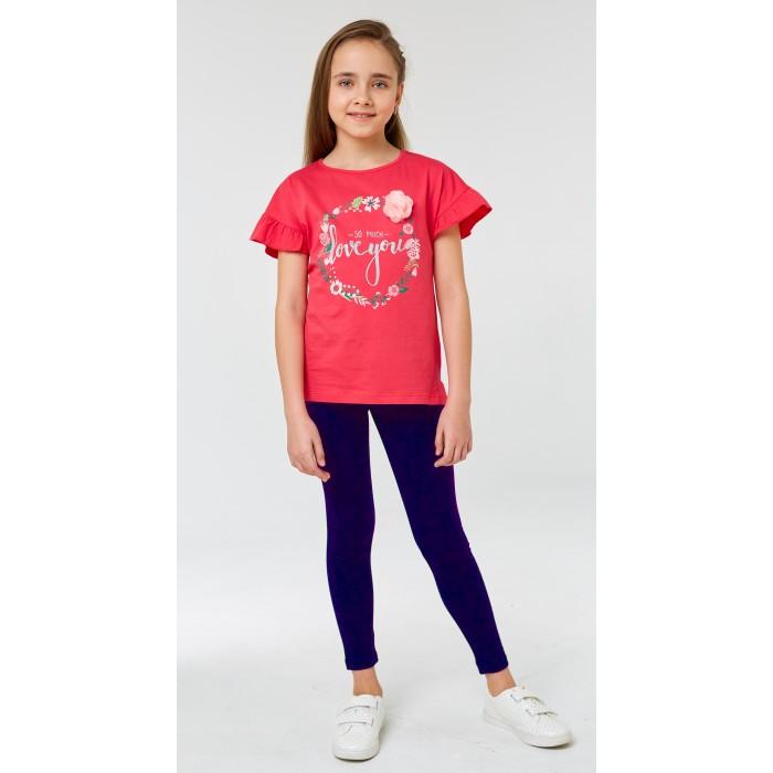 Брюки и джинсы Umka Леггинсы для девочки 201-026-191 платье umka az 841 im