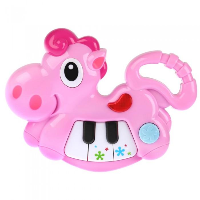 Купить Музыкальные инструменты, Музыкальный инструмент Умка Лошадка с пианино