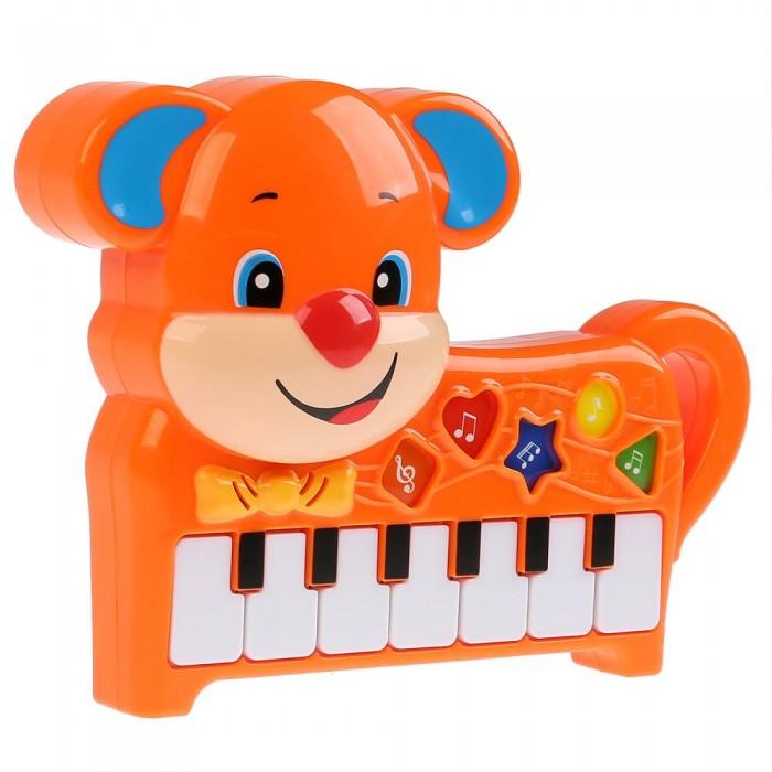 Музыкальный инструмент Умка Обучающее пианино Щенок фото