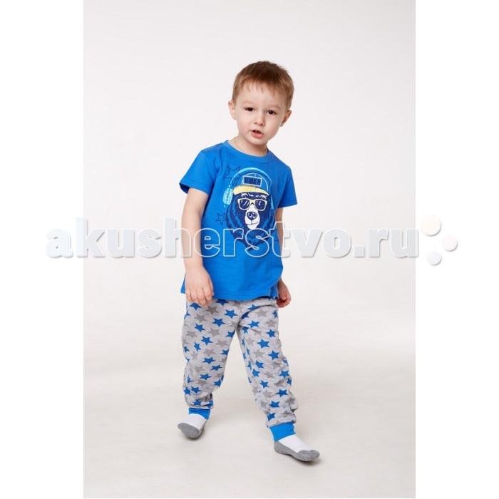 Пижамы и ночные сорочки Умка Пижама (футболка и штанишки) для мальчика носки stance nba oncourt core crew bulls white