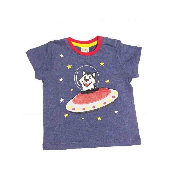 Футболки и топы Умка Футболка для мальчика AZ-826 рубашки футболки для детей