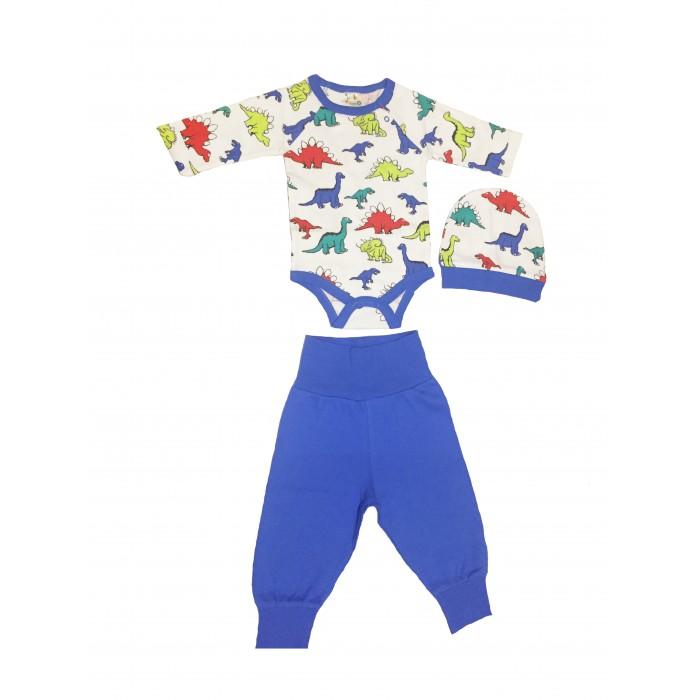 Комплекты детской одежды Умка Комплект AZ-586 Динозавры комплекты детской одежды умка комплект az 431
