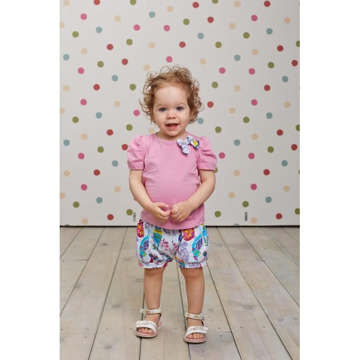 Комплекты детской одежды Умка Комплект для девочки Птицы М-070 жилет pianurastudio жилет