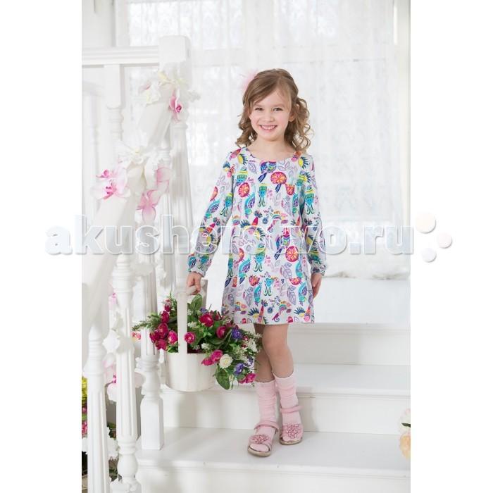 Детские платья и сарафаны Умка Платье Птицы AZ-860