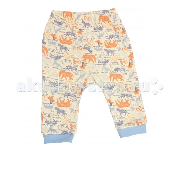 Брюки, джинсы и штанишки Умка Ползунки AZ-560 Сафари toonbox studio 0 большое сафари