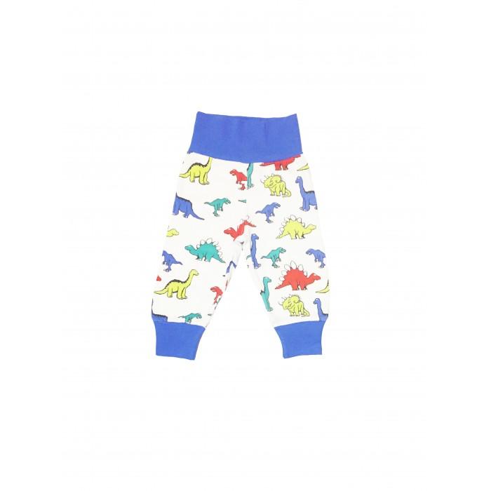 Брюки, джинсы и штанишки Умка Ползунки AZ-565-1 Динозавры кофты и кардиганы умка кардиган az 920