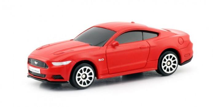 Машины Uni-Fortune Машина без механизмов RMZ City Ford Mustang 2015 1:64