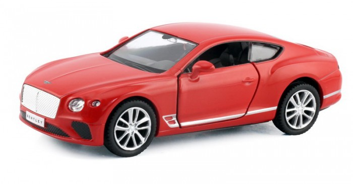 Uni-Fortune Машина RMZ City The Bentley Continental GT 2018 1:32