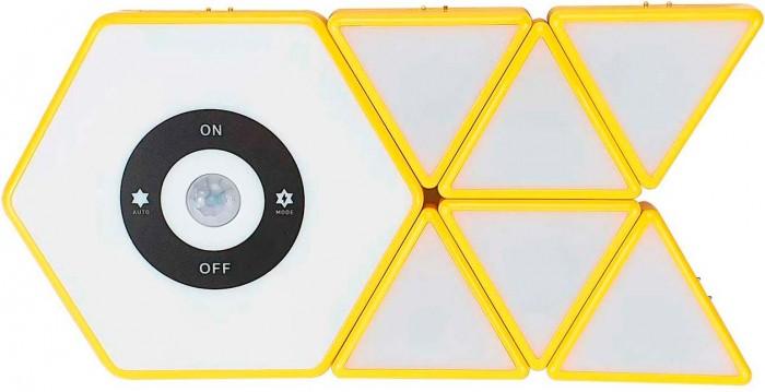 Unid Сенсорный конструктор-ночник Сенсорики батарейки с базой