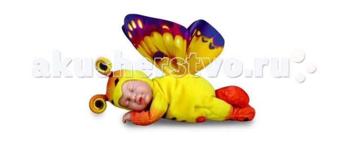 Мягкие игрушки Unimax Детки-бабочки бело-сиреневые 17 см мягкие игрушки unimax детки бабочки бело сиреневые 17 см