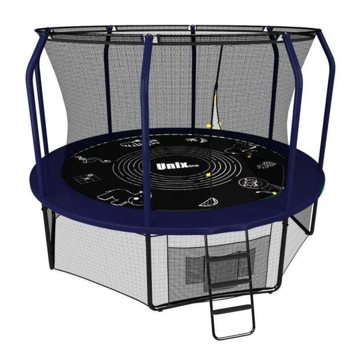 Купить Детские батуты, Unix line Батут Supreme Game (366 см/12 ft)
